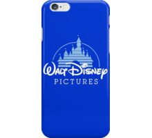 Walt Disney Pictures - Logo iPhone Case/Skin