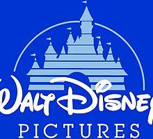 Walt Disney Pictures - Logo by steffirae