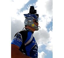 Skycam Pilot Photographic Print