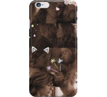 Under The Dome- Julia And Barbie iPhone Case/Skin