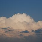 White Clouds by Vonnie Murfin