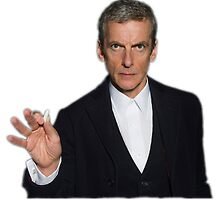 Doctor Who - Listen (Peter Capaldi) by BenH4
