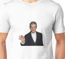 Doctor Who - Listen (Peter Capaldi) Unisex T-Shirt