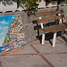 Bench Art by phil decocco