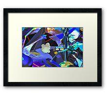 Eon Framed Print