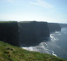 Cliffs of Moher, Ireland by kdilts