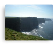 Cliffs of Moher, Ireland Canvas Print