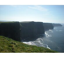 Cliffs of Moher, Ireland Photographic Print