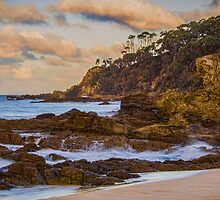 Barraga Point. by Bette Devine