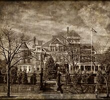 Governor's Mansion by Claudia Kuhn
