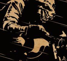 Wolf Rider Sticker