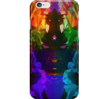 The Beauty behind the Mask iPhone Case/Skin