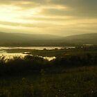 Dusk at Lough Allen by kdilts