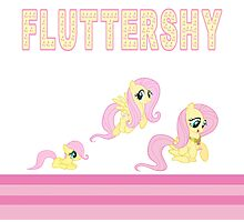 Fluttershy - Element of Kindness Photographic Print
