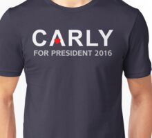 Carly Fiorina For President 2016  Unisex T-Shirt