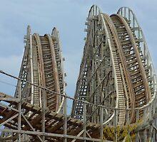 Rollercoaster  by clizzio