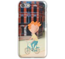 On Yer Bike iPhone Case/Skin