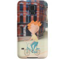 On Yer Bike Samsung Galaxy Case/Skin