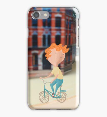 On Yer Bike iPhone Case/Skin