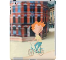 On Yer Bike iPad Case/Skin