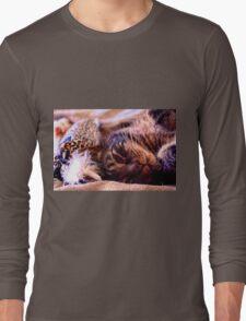 One Eyed Jack Long Sleeve T-Shirt