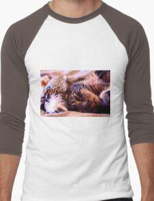 One Eyed Jack Men's Baseball ¾ T-Shirt