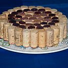 CORK CAKE by Fay Padarin