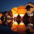 Balloon Glow by deadbetty