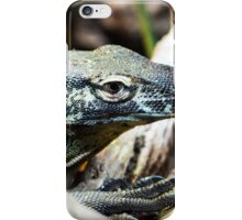 Baby Komodo Dragon iPhone Case/Skin