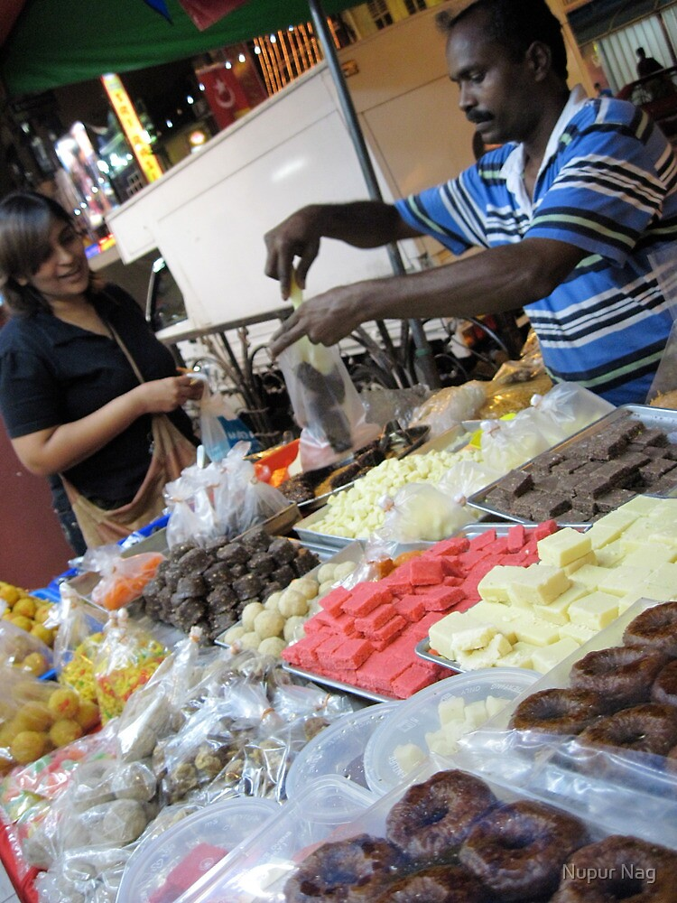 Sweet temptations by Nupur Nag