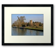 St Mary's, Frampton-on-Severn Framed Print