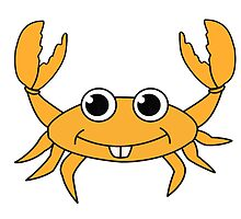 Chlamydia the Crab by Erin Dean