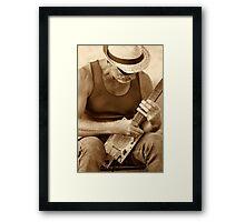"""""""Sweet Sweet Music"""" Framed Print"""