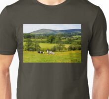 Cows in the Buttercups Unisex T-Shirt