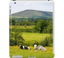 Cows in the Buttercups iPad Case/Skin