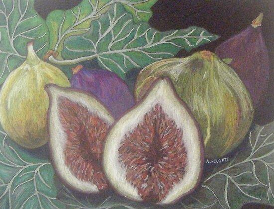 Figs II by Alexandra Felgate