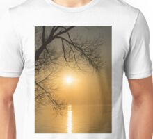 Framing the Golden Sun Unisex T-Shirt