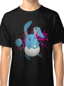 Azumarill likes bubbles Classic T-Shirt