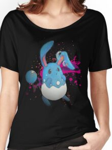 Azumarill likes bubbles Women's Relaxed Fit T-Shirt