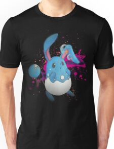 Azumarill likes bubbles Unisex T-Shirt