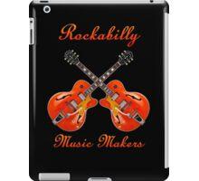 Rockabilly Music Makers iPad Case/Skin