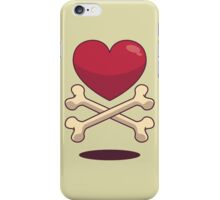 bone up on love iPhone Case/Skin