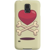 bone up on love Samsung Galaxy Case/Skin