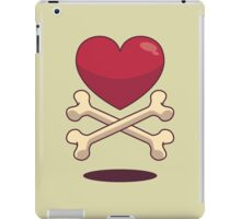 bone up on love iPad Case/Skin