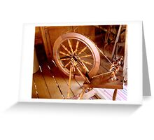 Early Settlers - 1  ^ Greeting Card