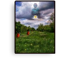 The Path To Tranquility Canvas Print