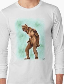 Hanimal Mode 11- Grizzly Long Sleeve T-Shirt