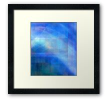 Abstract Composition – May 2, 2010  Framed Print