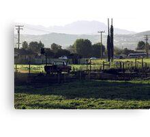 Southern California Canvas Print