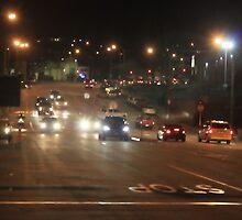 Hermosa Beach Traffic 1283 by eruthart
